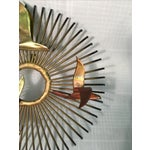 Image of Curtis Jere' Style Vintage Brass Bird Wall Hanging
