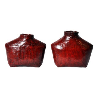 Chinese Red Pot