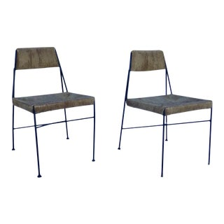 Mid-Century Luther Conover Chairs - a Pair