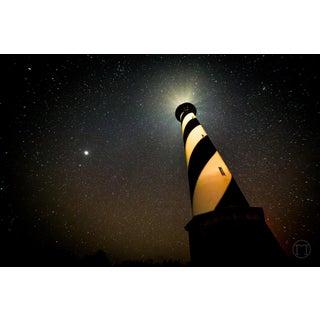 """""""A Pillar of Fire by Night"""" Original Photograph Giclee"""