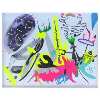 """Bimini II"" Original Collage by Gustavo Oviedo"