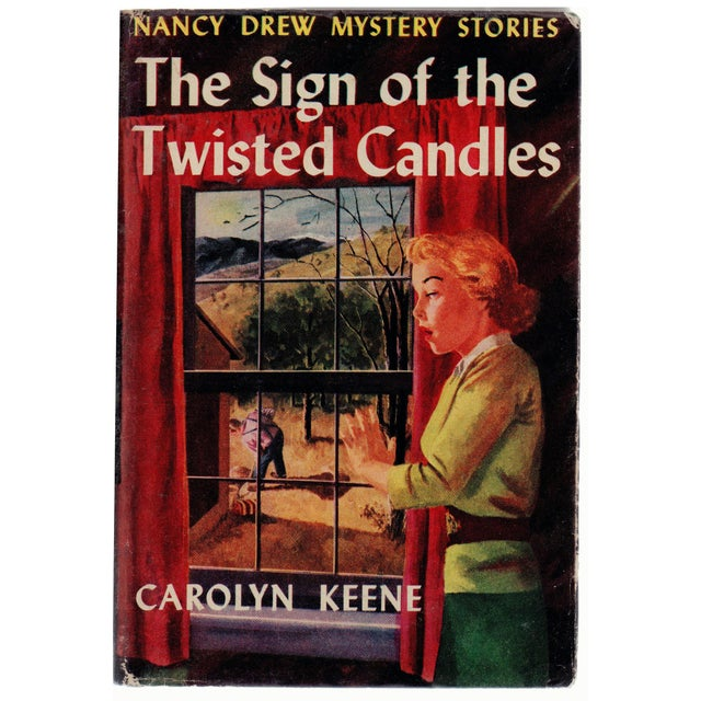 Nancy Drew: Sign of the Twisted Candles Book - Image 1 of 3
