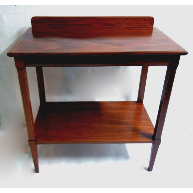 19th C. French Console Table - Image 2 of 8