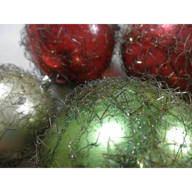 Wire-Wrapped Ornaments - Set of 5 - Image 3 of 4