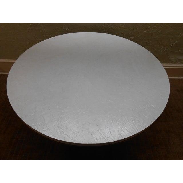 Image of Mid-Century Modern Iron Based Dining Set