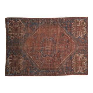 "Vintage Southwest Persian Rug - 3'11"" x 5'7"""