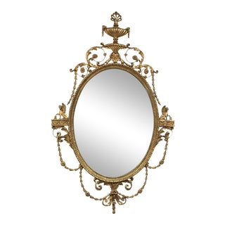 Neoclassical Revival Mirror by Friedman Brothers