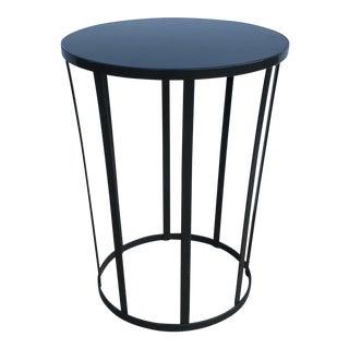 Modern Metal Side Table