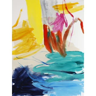 Meredith Bullock Letting Go Abstract Print