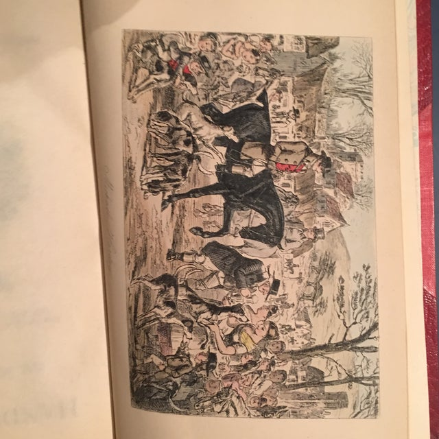 1890s Handley Cross R.S.Surtees Illus Leather - Image 9 of 10