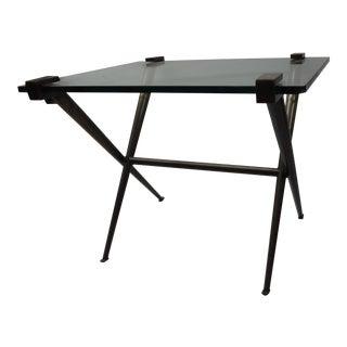 Vintage X Side Table