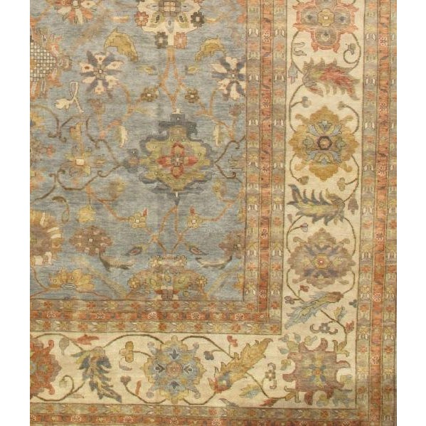"""Pasargad Sultanabad Collection Rug - 7'11"""" x 9'11"""" - Image 2 of 2"""