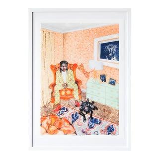 Framed 'Undomesticated Interior: No 2' Art