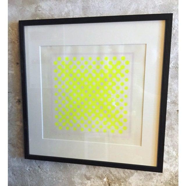 "Image of Anne Kesler Shields ""Ben Day Glo"" Print"