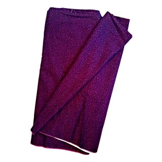 Alexander Henry's Purple Larkspur Fabric - 10 Yds