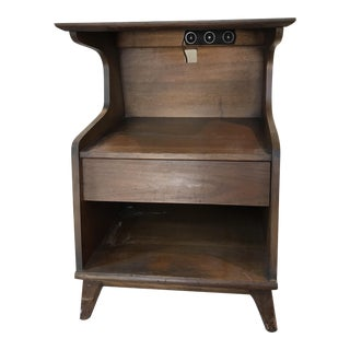 Henredon Walnut Night Stand