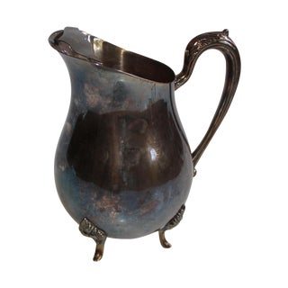 Lovely Metal Water Pitcher