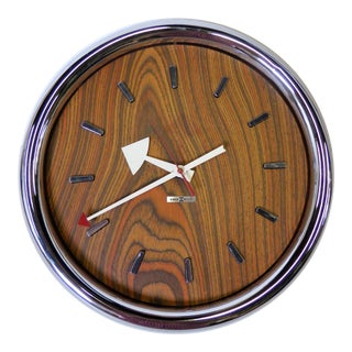 Peter Protzman Style Clock by Howard Miller