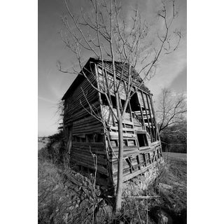 """Twisting and Turning"" Farmhouse Giclee Photograph Print"