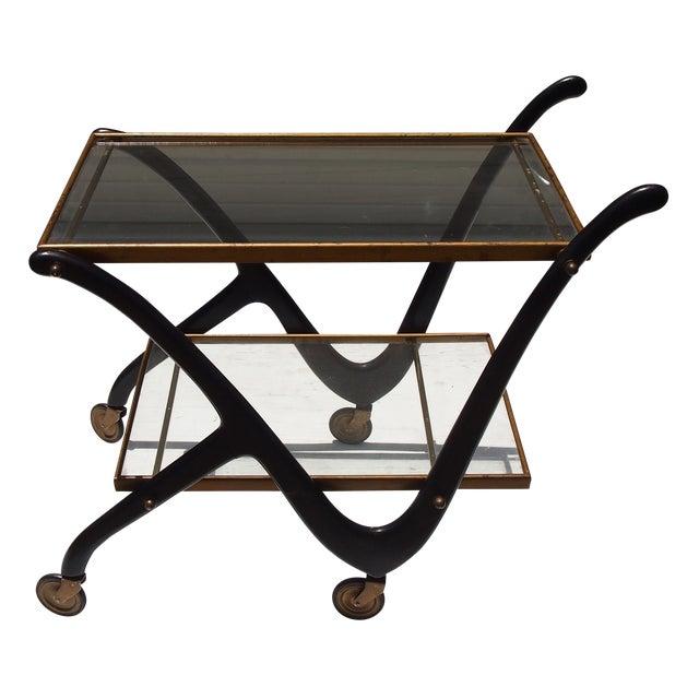 Italian Modern Service Tea Cart - Image 1 of 4
