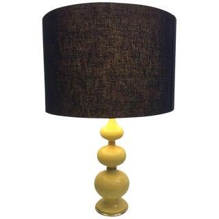 1950s Atomic Lamp By Gerald Thurston For Lightolier