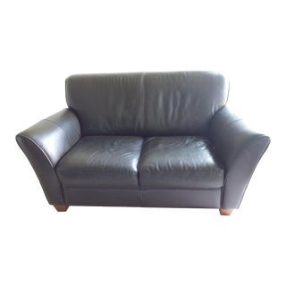 Natuzzi Genuine Leather Love Seat