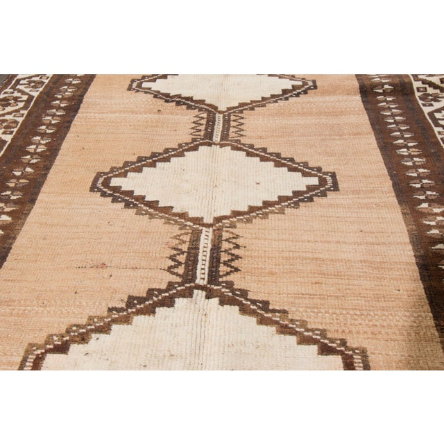 "Apadana Persian Shiraz Rug - 3'4"" X 6'5"" - Image 5 of 6"