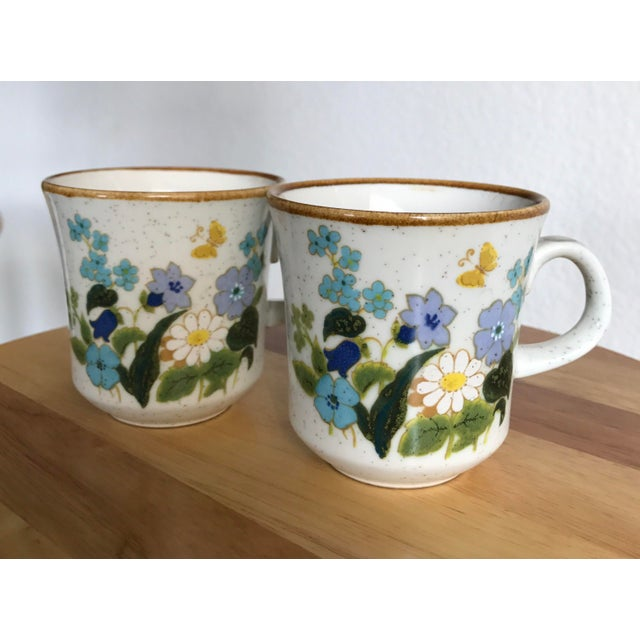 Vintage Mikasa Cups - A Pair - Image 2 of 6