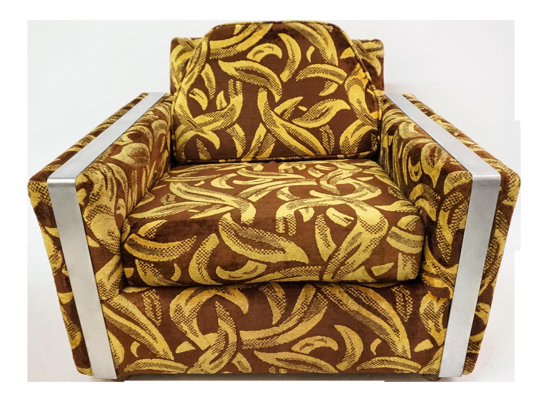 Andy Warhol Inspired Banana Lounge Chair