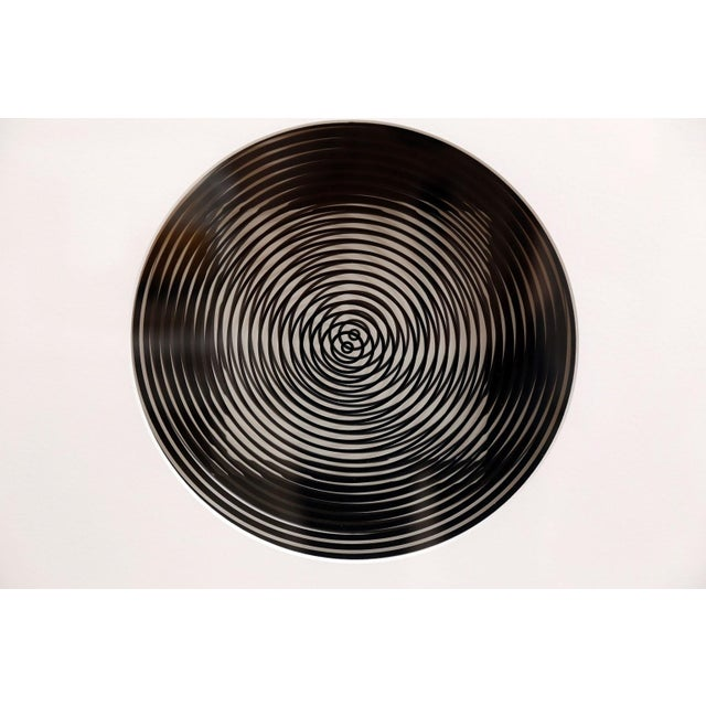 Four Original Victor Vasarely 3D Op Art Prints - Image 10 of 10
