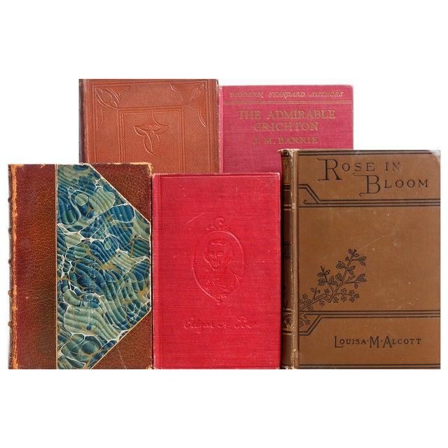 Victorian Mini Classic Books - S/25 - Image 3 of 3