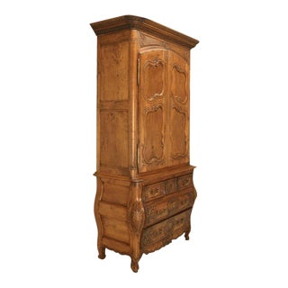Circa 1800 French Walnut Cupboard or Cabinet