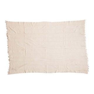 Natural African Textile Throw