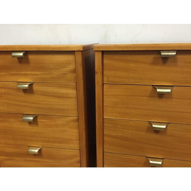 Edward Wormley for Drexel Nightstands - A Pair - Image 10 of 10