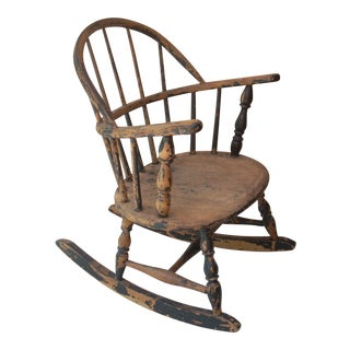 Windsor Child's Rocking Chair