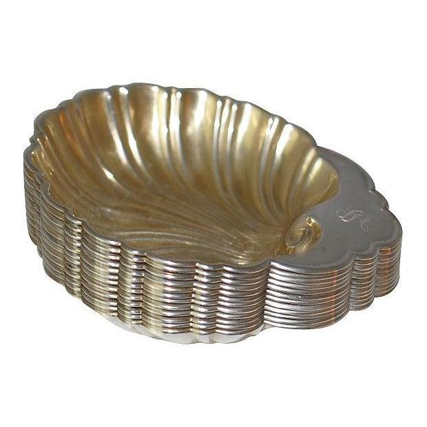 Gorham Sterling Silver Nut Bowls - Set of 12 - Image 3 of 4