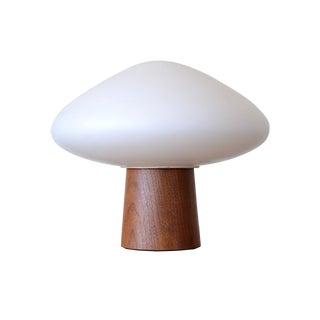 Laurel Mid Century Modern Mushroom Table Lamp
