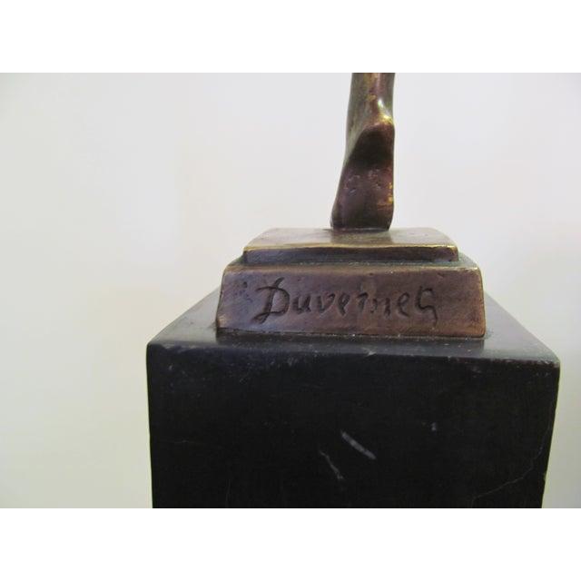Duvernes Bronze Sculpture - Image 6 of 7