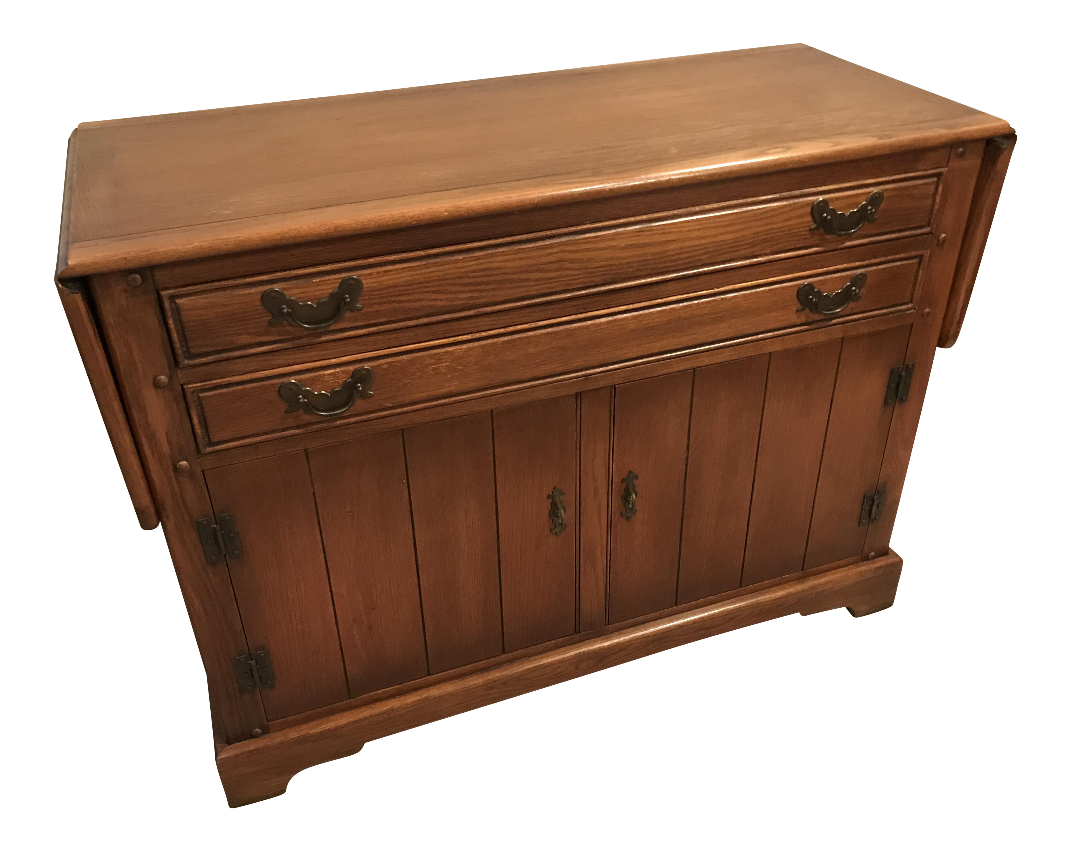 Stickley Solid Oak Server Buffet