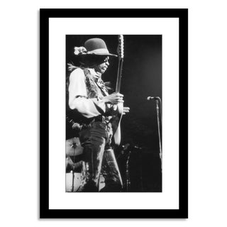 """Jimmy Hendrix at the Fill..."" by Fred W. McDarrah"