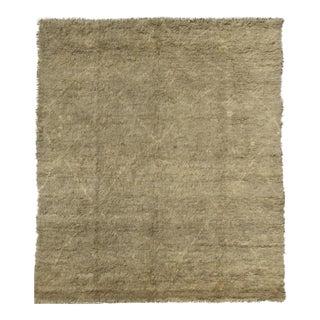"Moroccan Wool Area Rug - 7'10"" X 9'11"""