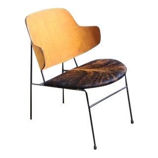 """Ib Kofod-Larsen Mid Century """"Penguin"""" Chair"""