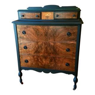 1920s Refinished Oak Dresser