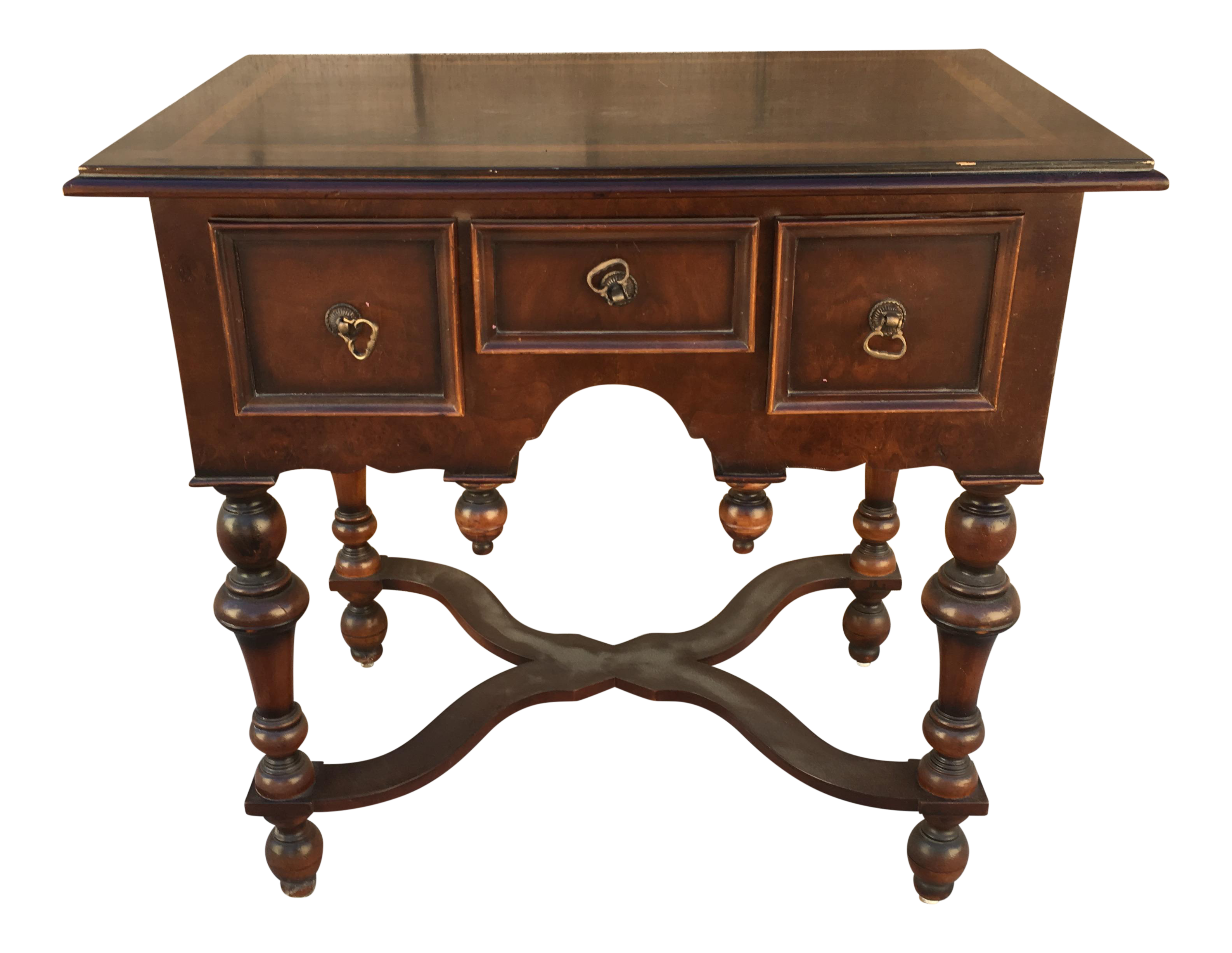 William And Mary Style Lowboy