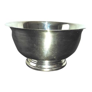Reproduction Oneida Silverplate Bowl