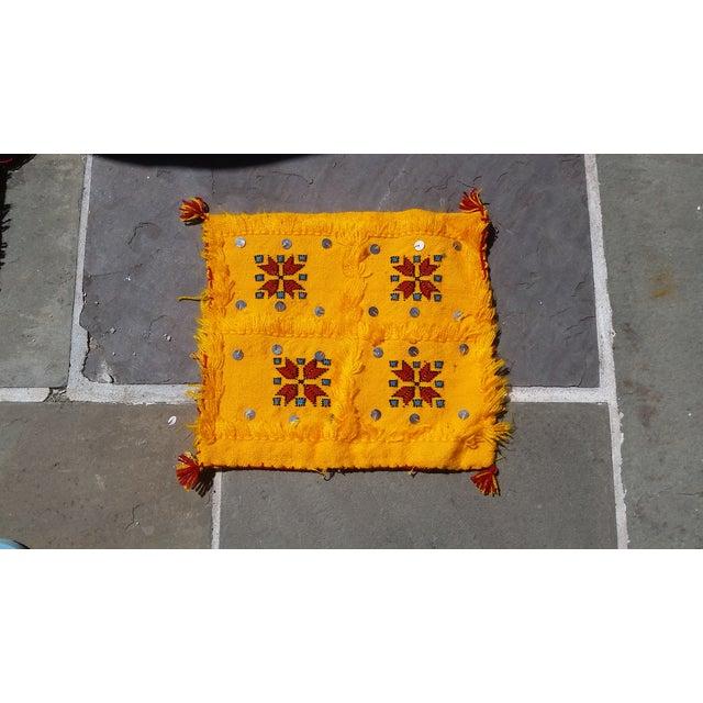 Moroccan Berber Pillowcase - Image 3 of 3