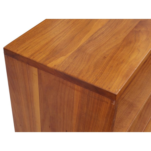 Image of Solid Walnut Studio Bookshelf