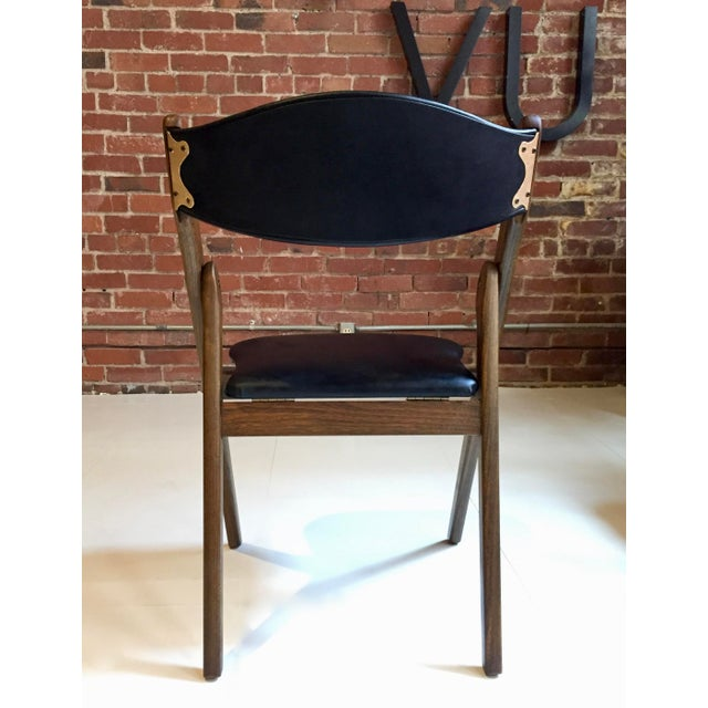 1960's Norquist Coronet Wonderfold Chairs -Set of 4 - Image 7 of 11