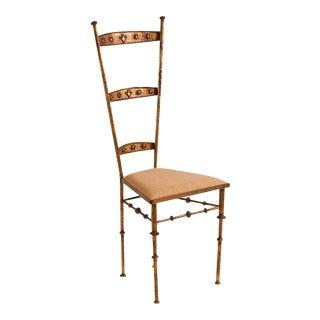Early 20th Century Italian Vanity Chair