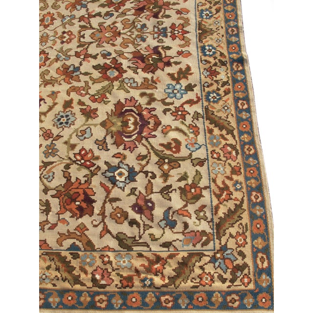Bessarabian Room-Size Woven Kilim - Image 1 of 10